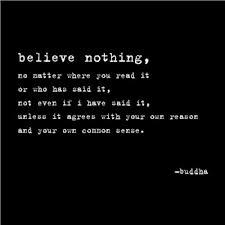 believenothingbuddha