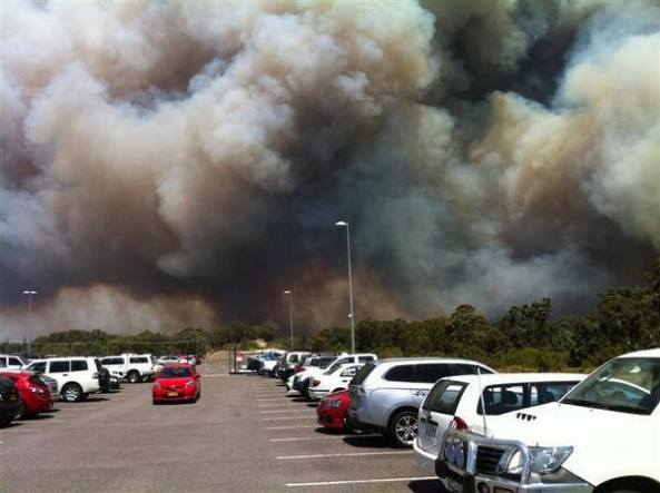 heatherbrae from airport thursday